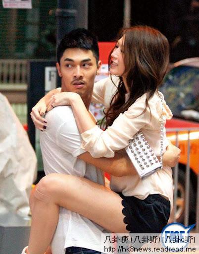 拍攝《喜愛夜蒲 2》時,關楚耀和 Shiga真係交足戲, Shiga仲出腿夾實關楚耀,正常男人,好難冇反應。