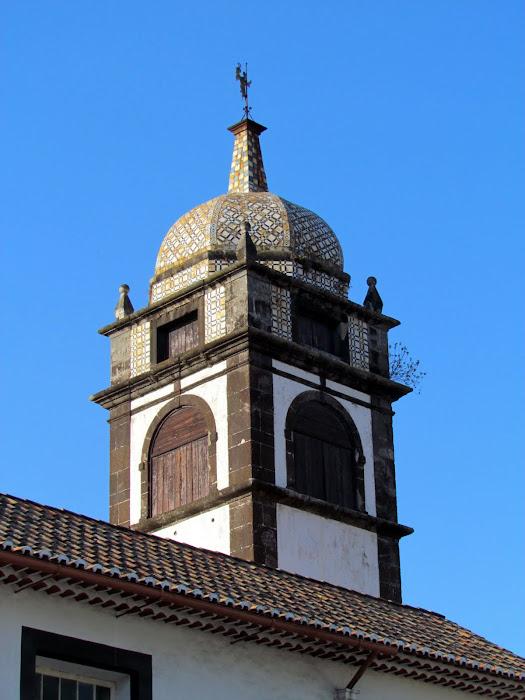 Santa Clara monastery tower