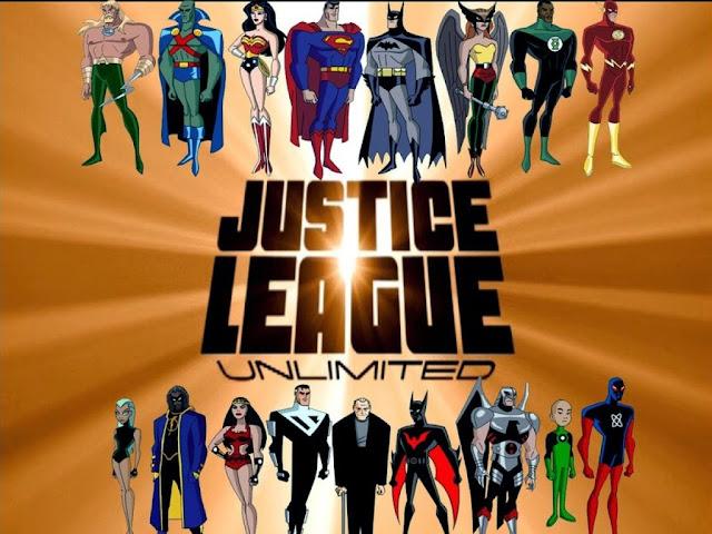 LigaSemLimites Liga da Justiça Sem Limites