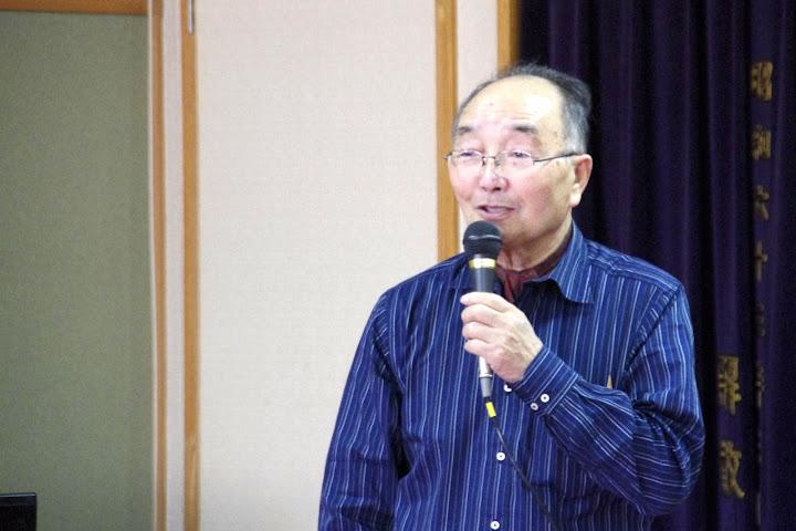 写真:村井宣夫 会長