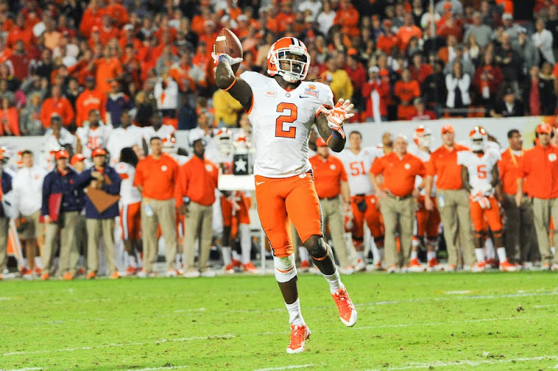 Orange Bowl vs OSU Photos - 2014, Bowl Game, Football, Ohio State, Sammy Watkins