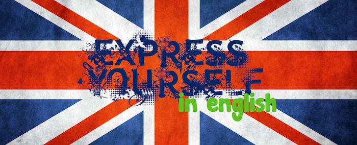 Express yourself... in English!