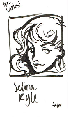 Sketch Selina