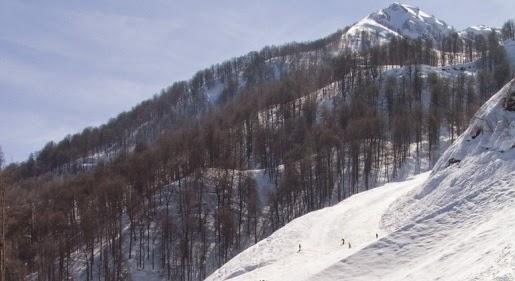Krasnaya_Polyana - Região Jogos Olimpicos Inverno Sochi