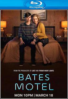 Bates Motel   1ª Temporada Completa BluRay 720p Dual Áudio Capa