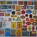 66 macam etiket / label batik. TERJUAL /SOLD