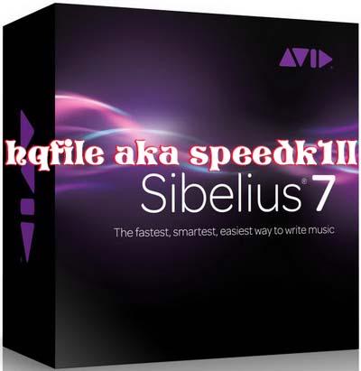 Avid Sibelius 7.1.2-DYNAMiCS