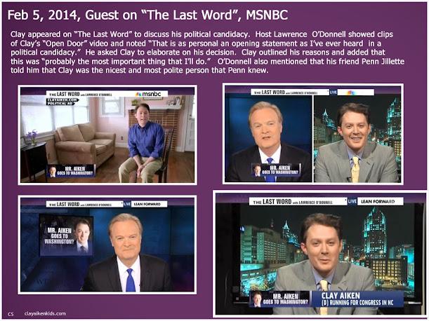 The Last Word on MSNBC