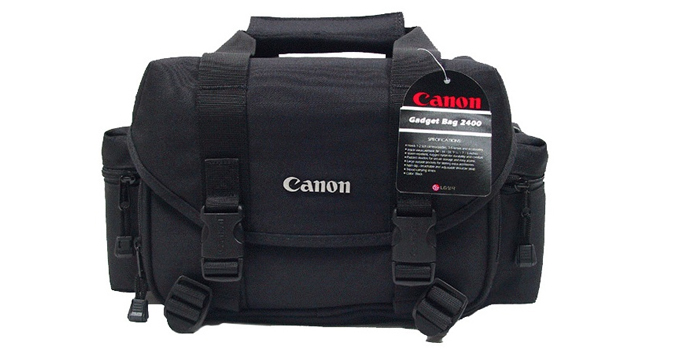 Post image for Canon 2400 SLR Gadget Bag for EOS SLR Cameras: Quality Bag for Your Enjoyment