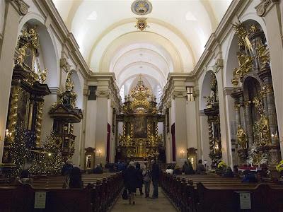 Iglesia de Nuestra Señora Victoriosa de Praga