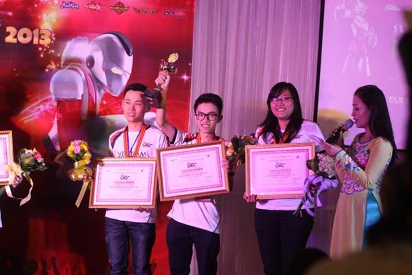 VEC 2013 kết thúc vòng chung kết quốc gia 10