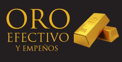 Oro Efectivo