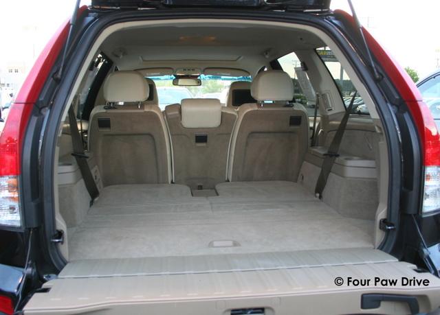 2008 Volvo Xc90 3 2 Four Paw Drive