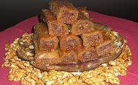 Baklava sa čokoladom 3