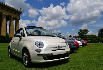 Fiat FreakOut Car Show