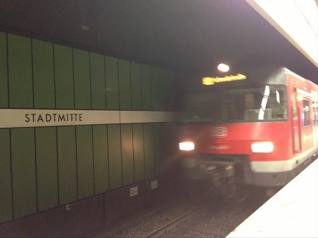 Stuttgart Stadtmitte