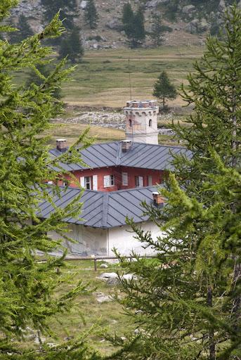 Reale Casa di Caccia del Valasco - Terme di Valdieri