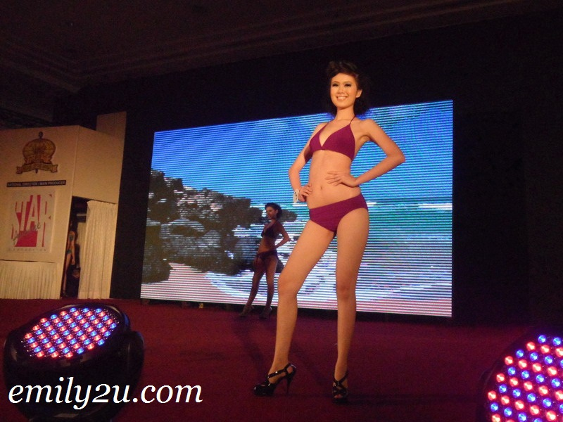 Miss Malaysia Model of the World 2011