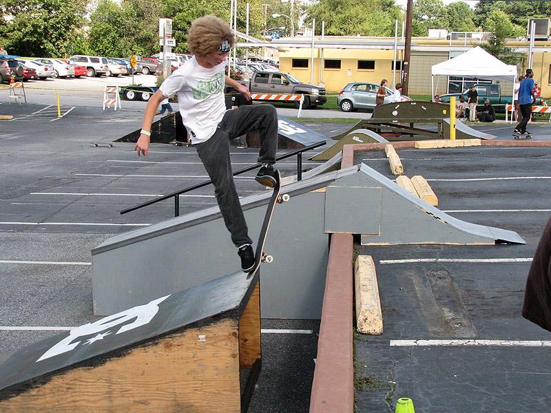 SkaterAid Skateboard and Music Festival Atlanta