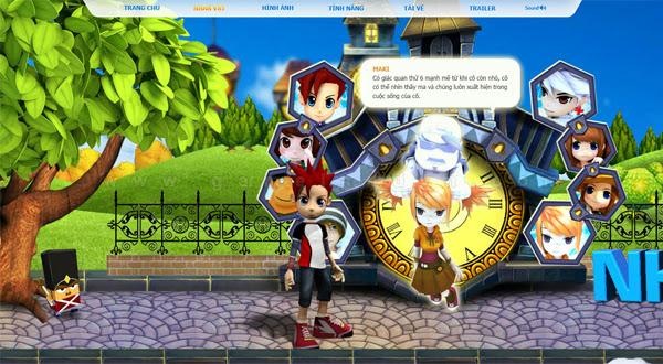 Trang giới thiệu GoGoRun đã chính thức trình làng 9