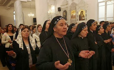 Syrian Christians denounce U.S.-led support of Islamists, and ask Russia for citizenship