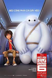 Siêu Anh Hùng 6 - Big Hero 6 poster