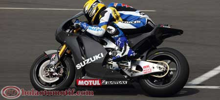 2014 Suzuki MotoGP Racing prototipe