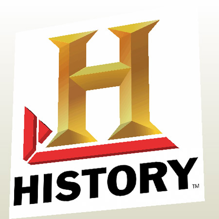 History Channel Papercraft Logo