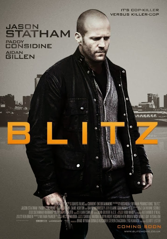 Poster Of Blitz (2011) Full Movie Hindi Dubbed Free Download Watch Online At Alldownloads4u.Com