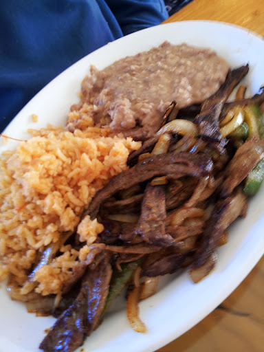 Delicious food at Taqueria Mixteca, Dayton, Ohio