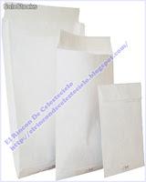 Sobres en papel Tivek