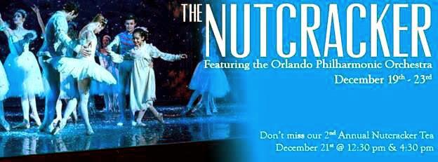 Nutcracker, Orlando Ballet