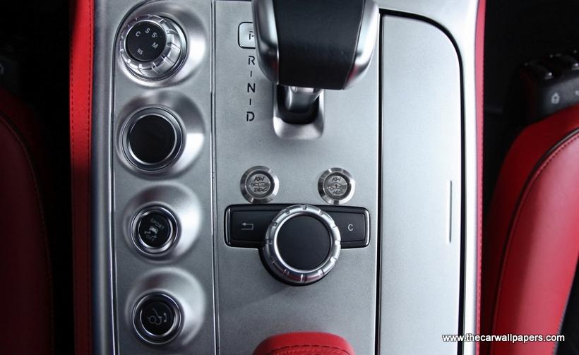 Mercedes Benz SLS 63 AMG - MC700 Mcchip-Dkr