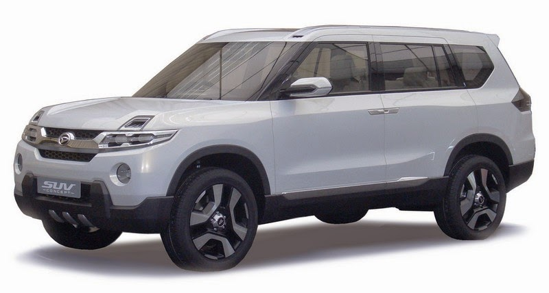 Daihatsu Suv Concept