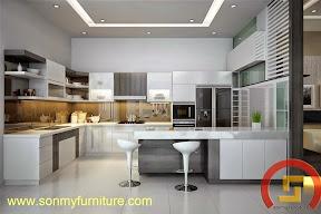 Mẫu nội thất  căn hộ SMF701