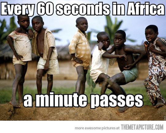 cada 60 segundos en africa