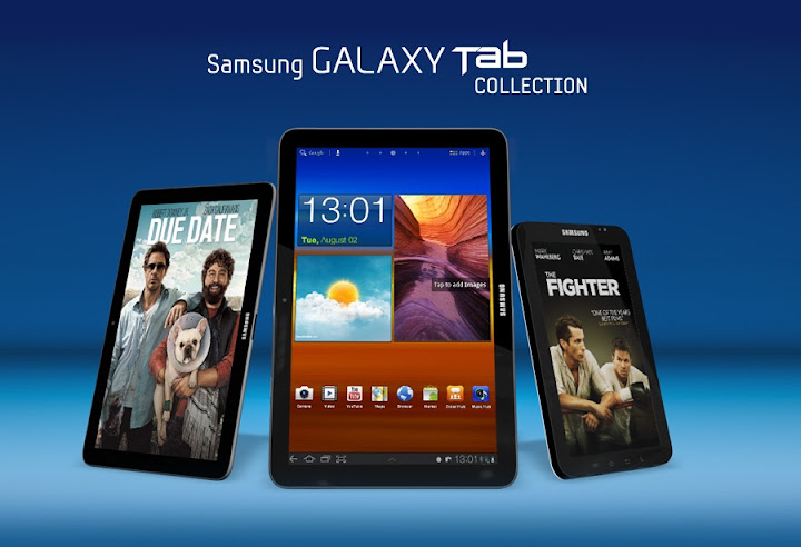 Samsung Galaxy Tab Family