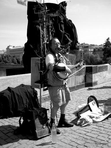 Zajímavej hudebník