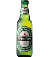 HEINEKEN 330ml	(Chai) (Bottle)