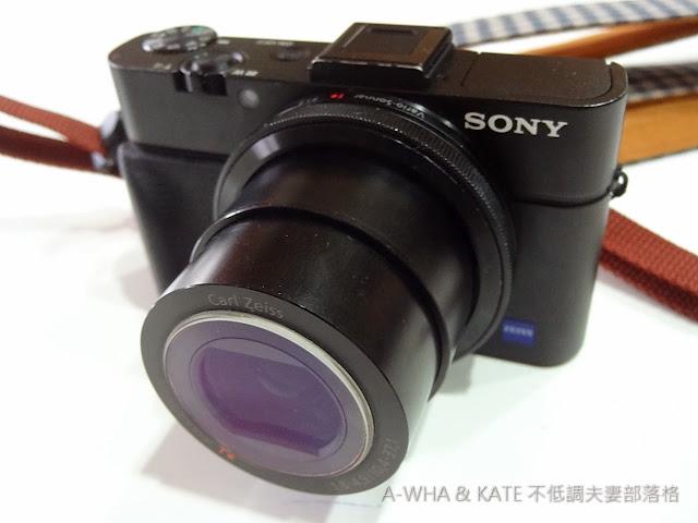 【低調開箱】未來的新歡Sony DSC-RX100 II開箱報告+香港自由行試用心得~感謝FUN心租熱情贊助!