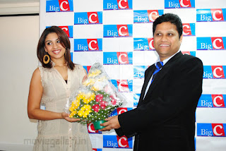 Richa Gangopadhyay at Big C 8th Anniversary Bumper Draw Celebrations