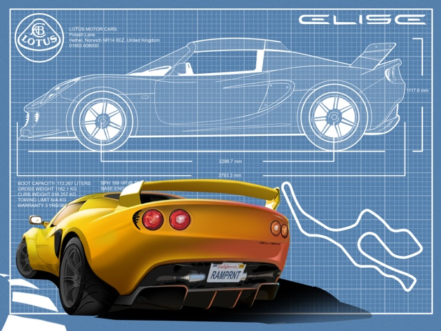 Lotustalk the lotus cars community view single post blueprint custom blueprint for zip malvernweather Gallery