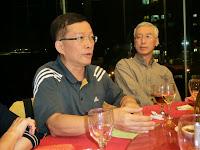 2014年10月15日在海逸皇宮大酒樓舉行第九次籌備會議,林惟良主持會議