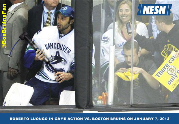 Where's luongo