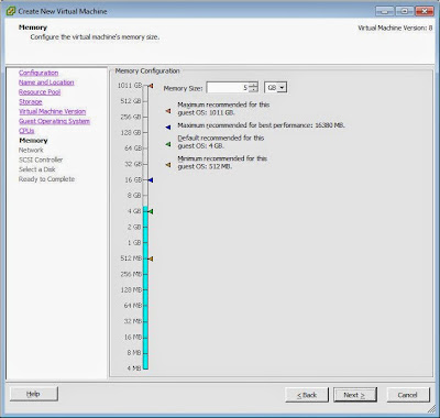 Crear máquina virtual en VMware ESXi para instalar Windows Server 2012