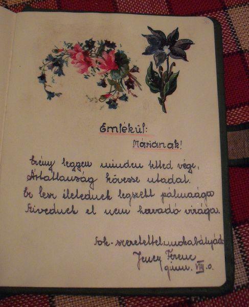 emlékkönyvbe idézetek lányoknak Aranyosfodorka napjai: A rózsás emlékkönyv