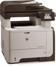 impresora HP LaserJet Pro MFP M521