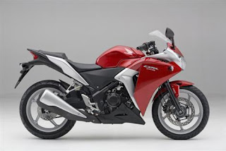 Honda CBR250R India launch photogallery