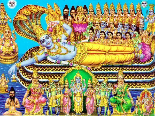 Sri Vishnu Sahasranamam Slokha For Punarvasu Nakshatra 2nd Pada