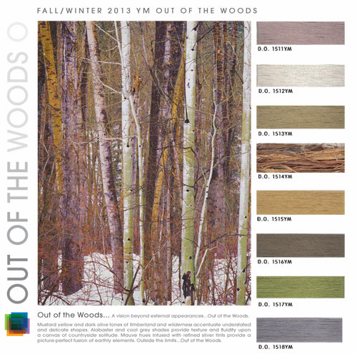 Men's Color Trends F/W 2016-14: Preview, Design Options